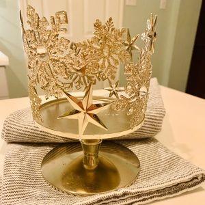 ✨❄️ Bath & Body Works Candle Holder Pedestal ✨❄️